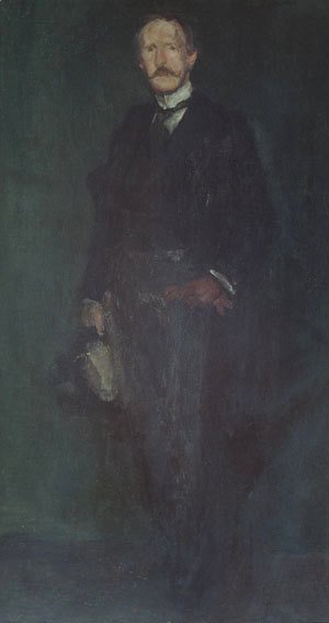James Abbott McNeill Whistler - Edward Guthrie Kennedy