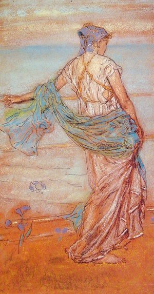 James Abbott McNeill Whistler - Annabel Lee