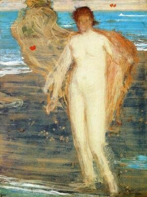 James Abbott McNeill Whistler - Venus with Organist