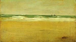 James Abbott McNeill Whistler - The Angry Sea