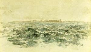 James Abbott McNeill Whistler - Off the Dutch Coast