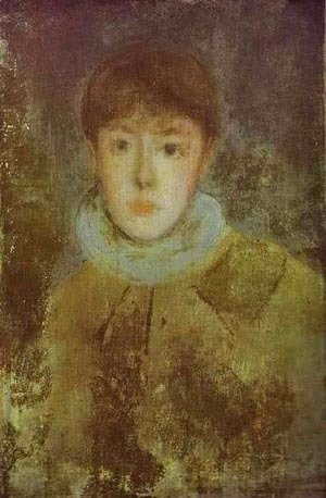 James Abbott McNeill Whistler - Maud Franklin 1875