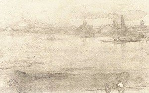 James Abbott McNeill Whistler - Early Morning
