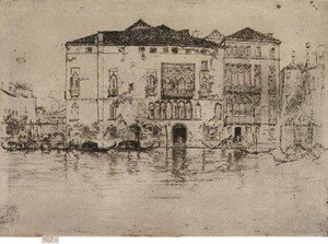 James Abbott McNeill Whistler - The Palaces 2