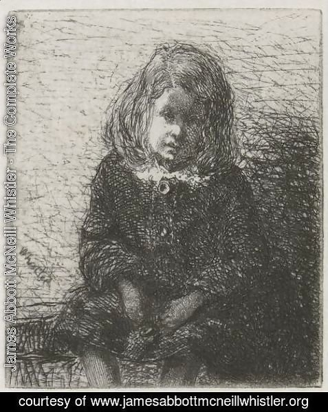 James Abbott McNeill Whistler - Little Arthur