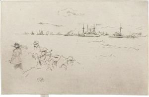 James Abbott McNeill Whistler - Monitors