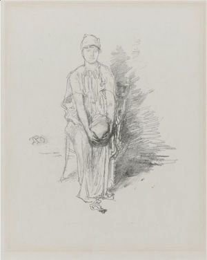 James Abbott McNeill Whistler - Figure
