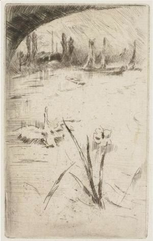 James Abbott McNeill Whistler - (K. 241)