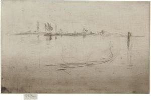 James Abbott McNeill Whistler - Islands