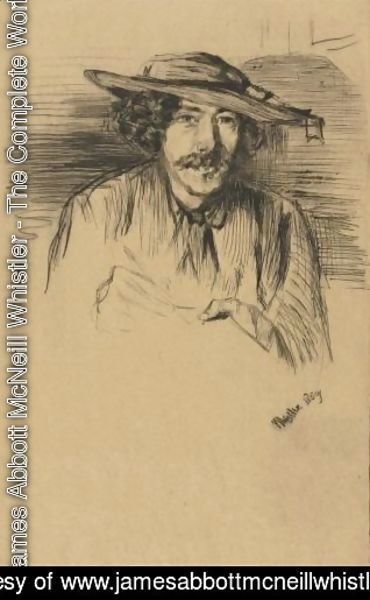 Portrait Of Whistler