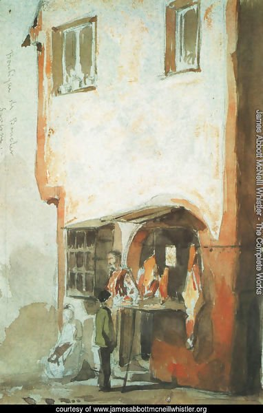 Butcher's Shop, Saverne
